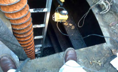 OSHA confined space