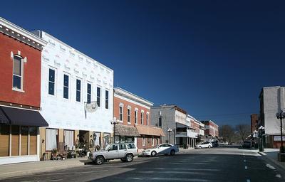 Arcola IL Main Street