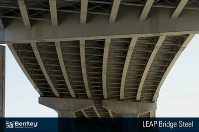 LEAP Bridge Steel