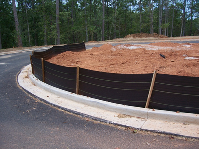 Construction stormwater