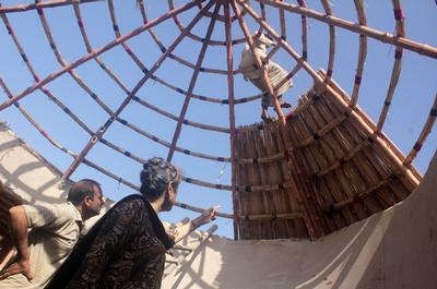 Yasmeen Lari; Pakistan; sustainable building; Rebel Architecture