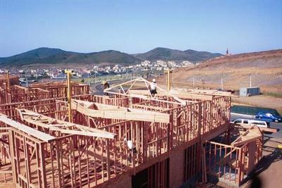 OSHA fall protection Justin Construction