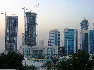 Construction Doha Qatar