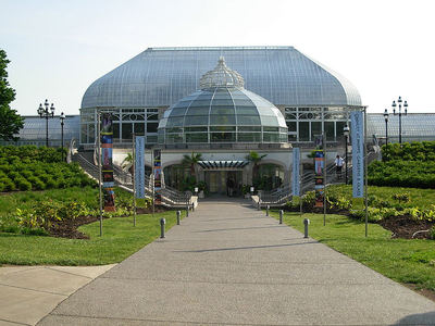 Phipps Conservatory and Botanical Gardens Pittsburgh