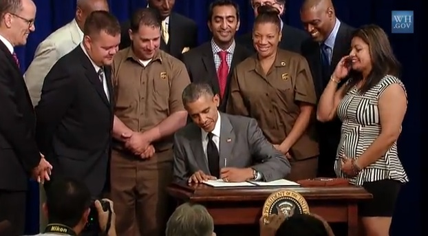 Fair Pay and Safe Workplace Executive Order
