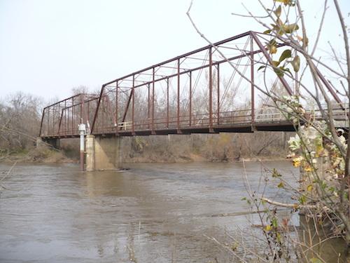 Stepps Ford Bridge
