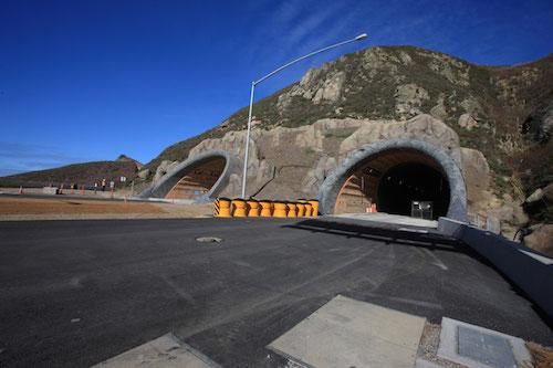 Tom Lantos Tunnels