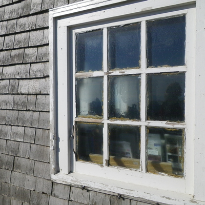 Single Pane Window