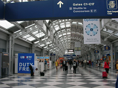 OHare Intl Airport