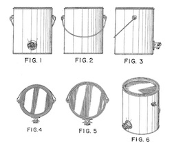 paint can wine patent