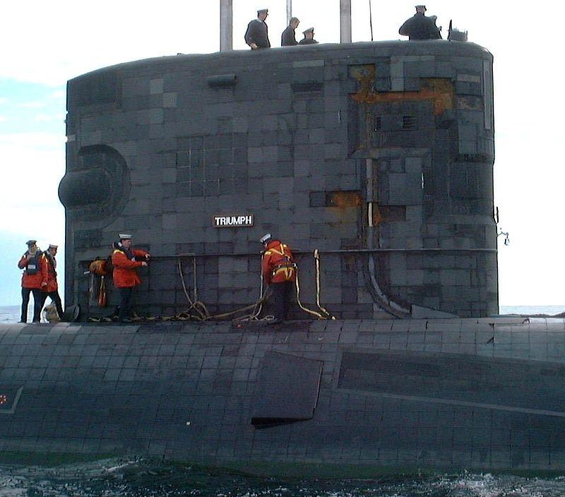HMSTriumph