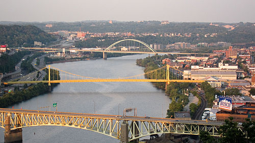 Liberty Bridge, Pittsburgh
