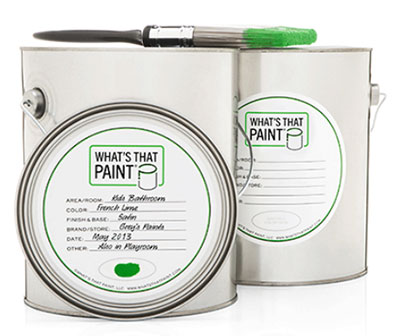 What's that paint