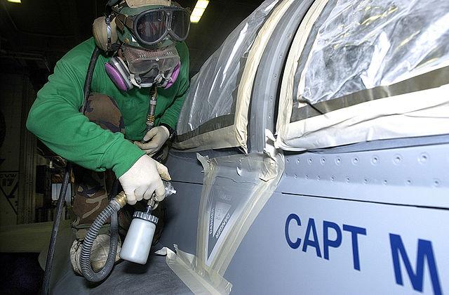 NavyAircraftPainting