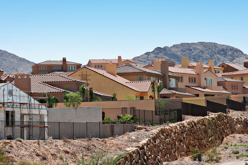 homes in Las Vegas