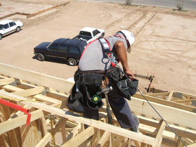 OSHA fall protection