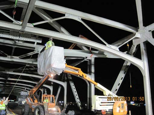bridge clearance permits