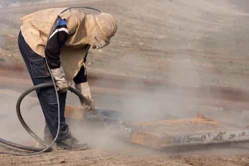 mineral abrasive standards