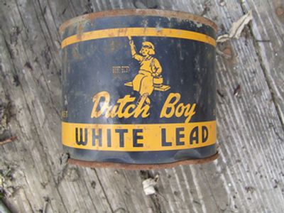 Dutch Boy lead