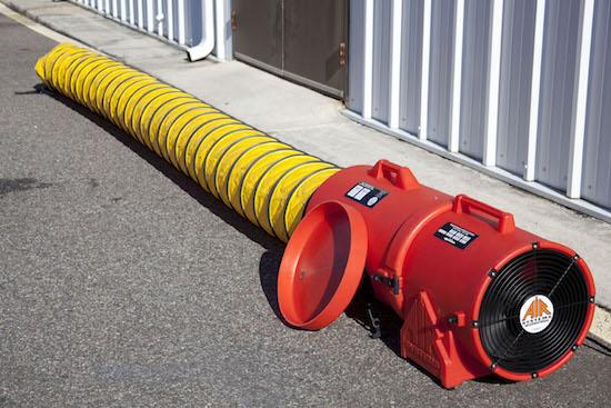 Air System axial fan