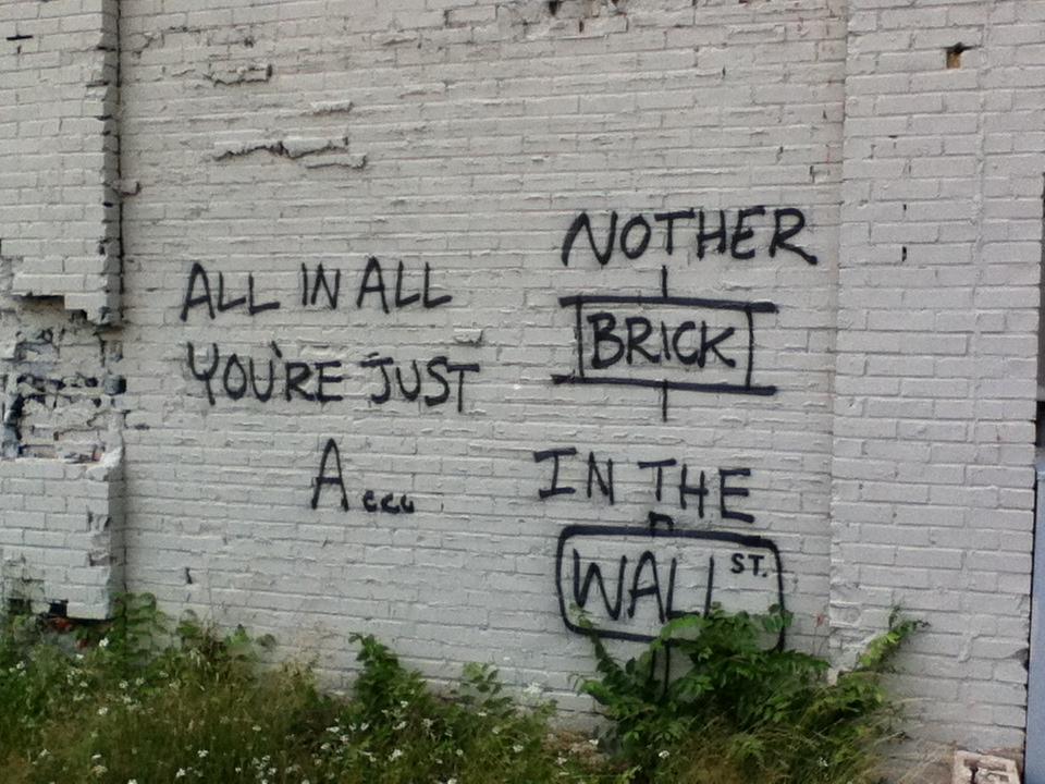 Austin, TX, graffiti
