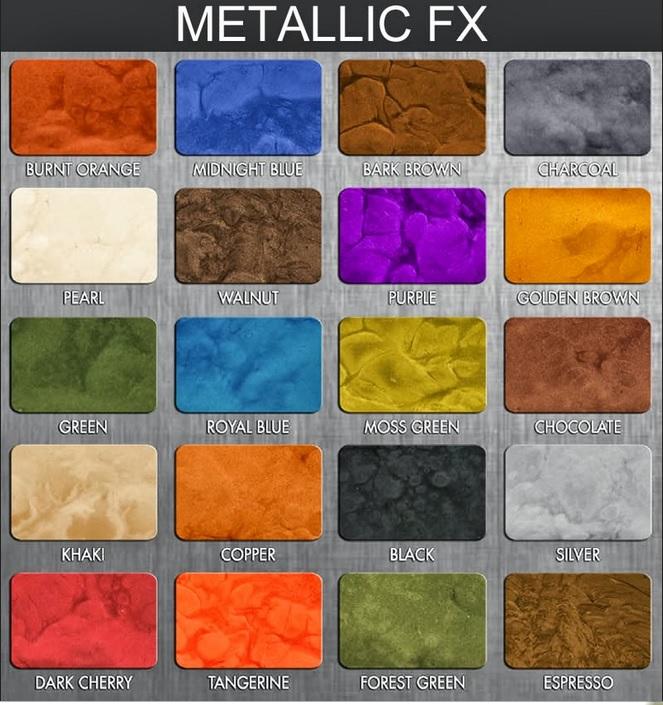MetallicFX