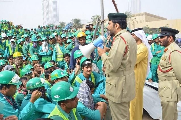Dubai Strike
