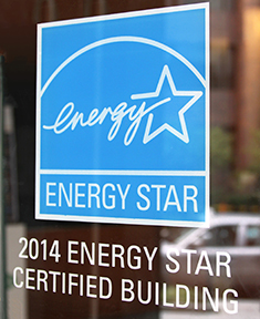 Energy Star buildings