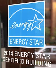 Energy Star buildings