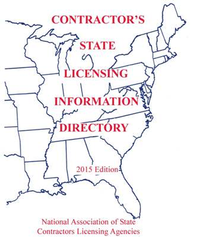 Cover of directory