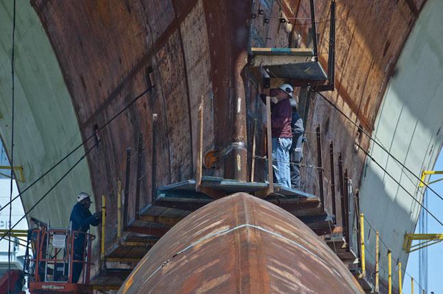 Shipbuillding