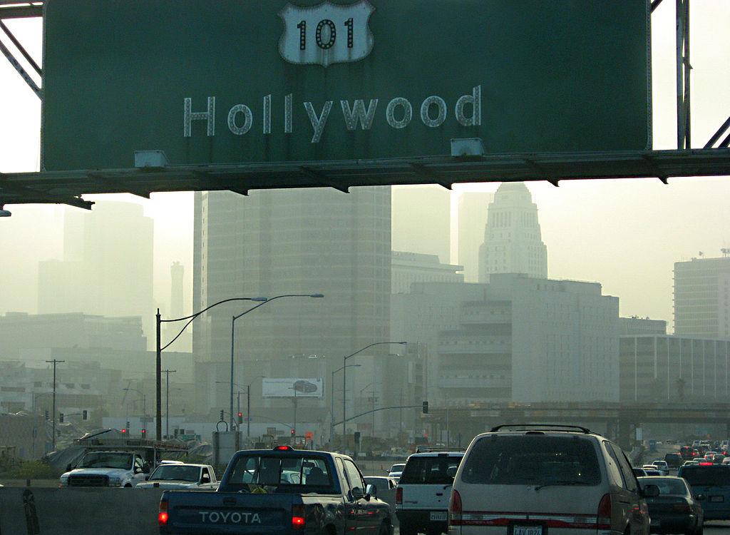 101 freeway