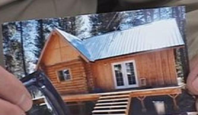 missing cabin