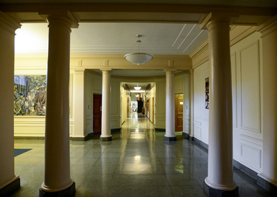 Burrowes Lobby