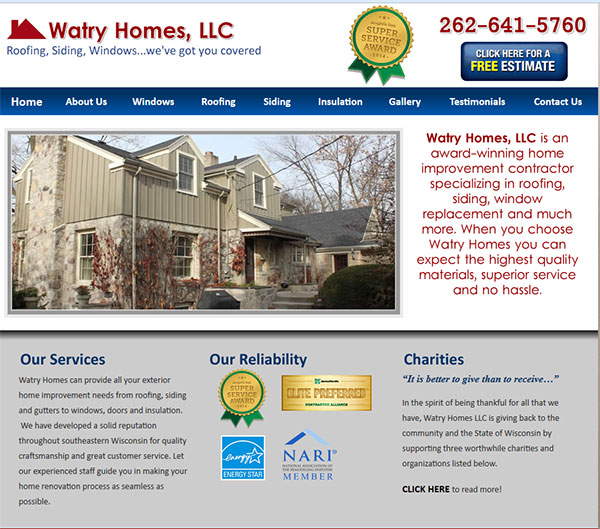 Watry Homes