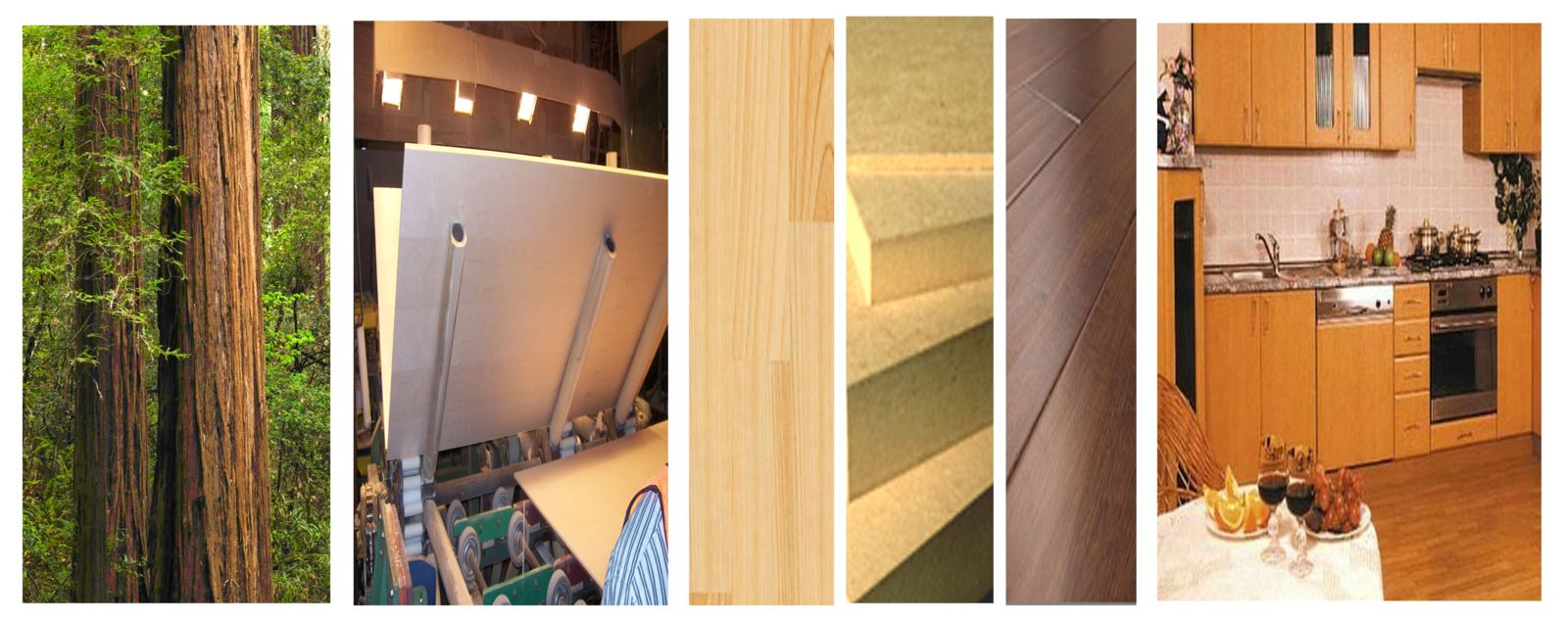 composite wood