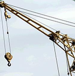 OSHA crane