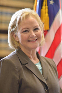Alameda County District Attorney Nancy E. O'Malley