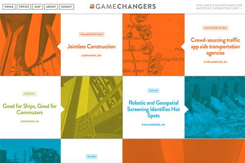 GameChangers Home Page