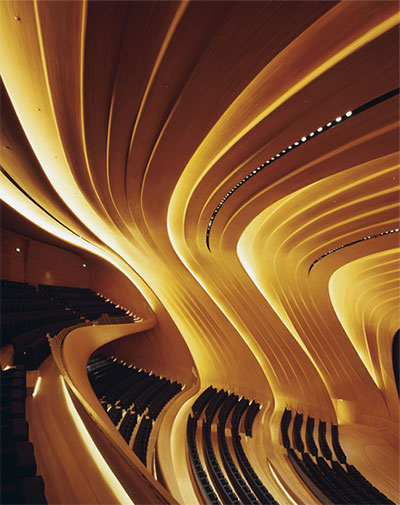 Haydar Aliyev Center, Baku