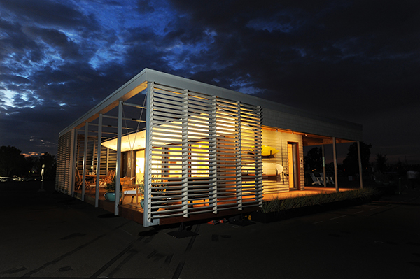 Solar Decathlon 2015 winner