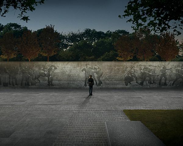 WWI Memorial Design