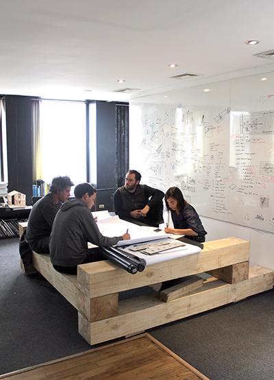 designers at ELEMENTAL