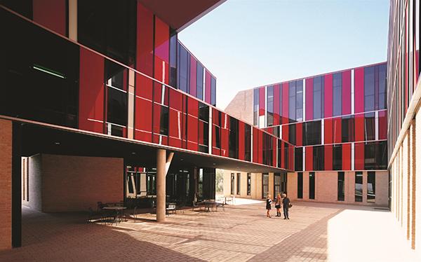 St. Edward's University Dorms