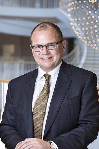 Hempel CEO Henrik Andersen
