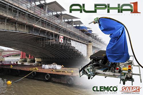 Clemco, SABRE - Alpha1