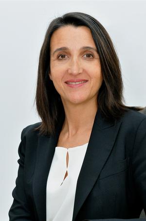 AkzoNobel CFO Maelys Castella