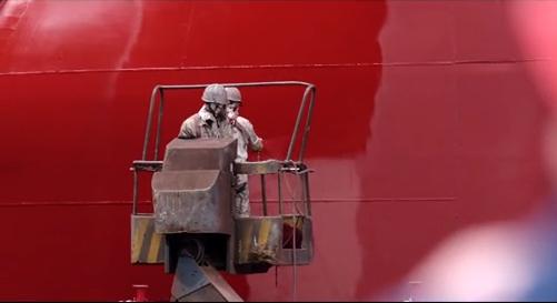 Hempel ship coating market