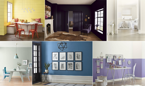 Valspar colors of the year, 7-12