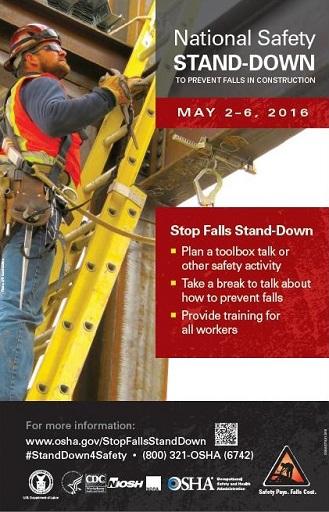 SafetyStanddown